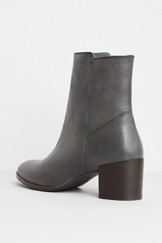 Boskednan Boot, Nubuck Leather Ankle Boots