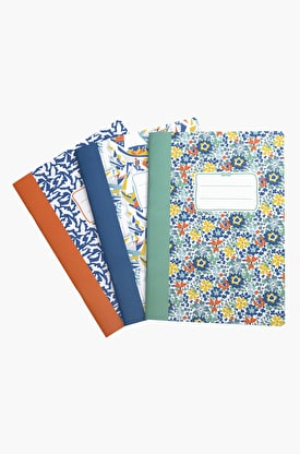Exercise Books (Set Of 3)