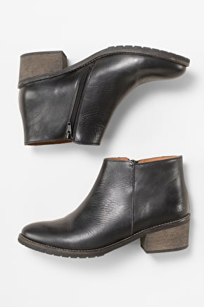 Kody Boot | Low healed leather ankle boot | Seasalt