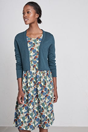 Marjoram Cardigan, Lightweight Long Sleeve Cardi - Seasalt Cornwall