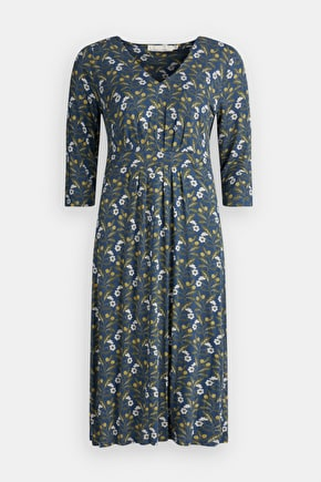 Holly Dress, Soft Bamboo Midi Dress - Seasalt