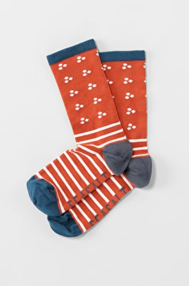 Womens Sailor Socks