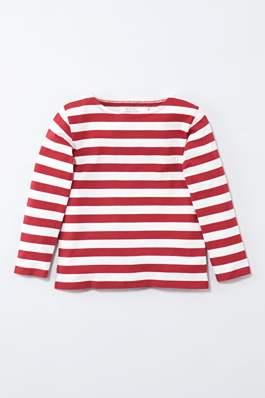 Kids Breton Striped Sailor Shirt, For Boys & Girls - Seasalt