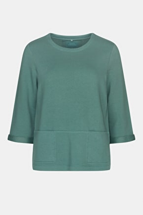 Nectar Sweatshirt, 100% Cotton Smock - Seasalt Cornwall