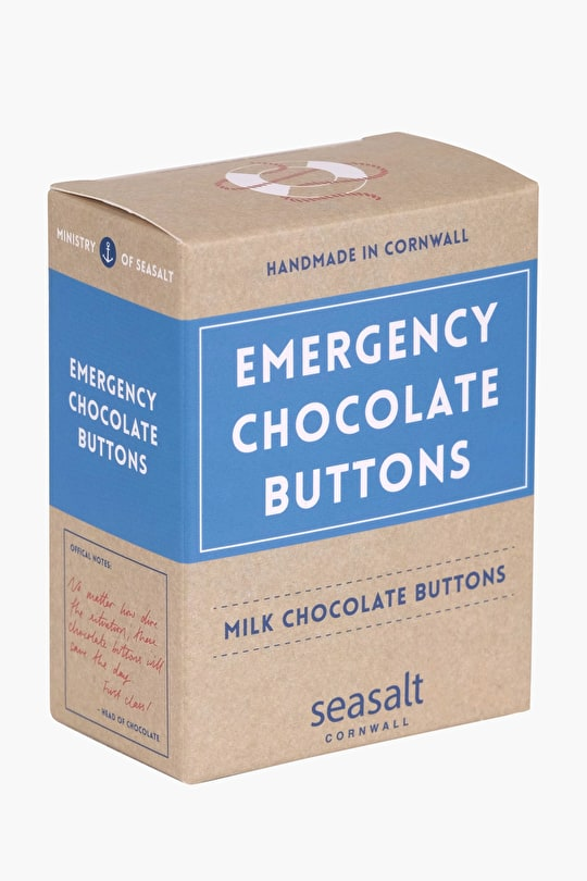Emergency Chocolate Buttons