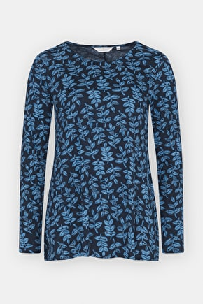 Beautifully Soft, Cotton Modal Top - Seasalt