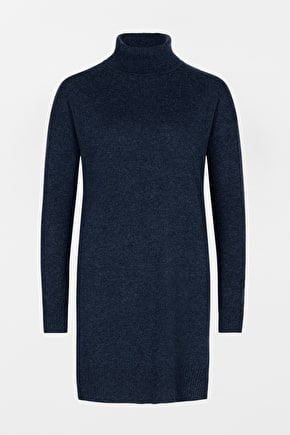 Stylish Jumper Dress. Beautifully Soft Merino Wool - Seasalt