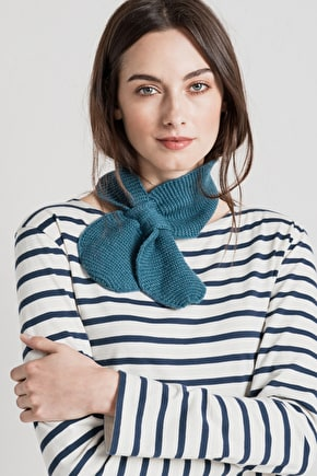 Knitted Neck Scarf. Perfect Under Winter Coats - Seasalt