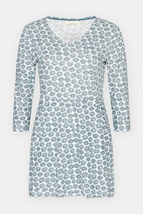 Cloud Spotting Tunic, Organic Cotton Jersey Tunic - Seasalt Cornwall