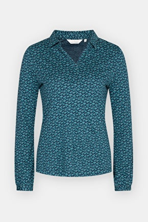 Pretty Printed Modal Cotton Shirt - Seasalt