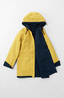 The Reversible Raincoat