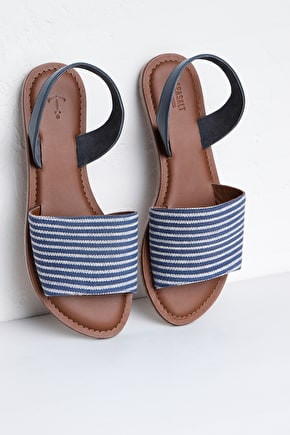 Santo Sandal, Leather Comfy Sandals - Seasalt