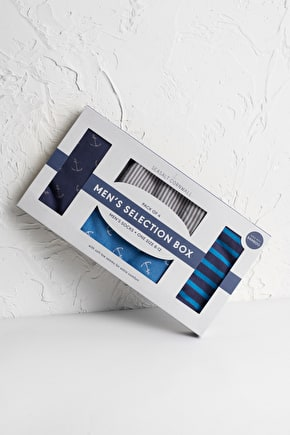 Sock Selection Boxes For Men. The Perfect Gift - Seasalt