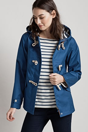 Original Seafolly Jacket. Short lightweight raincoat - Seasalt