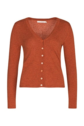 Super Soft V-Neck Cardigan. Perfectly Versatile - Seasalt