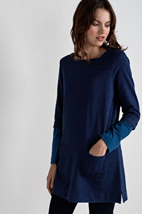 Stylish Cotton Sweatshirt - Seasalt