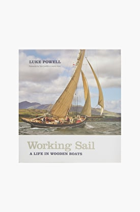 Working Sail By Luke Powell