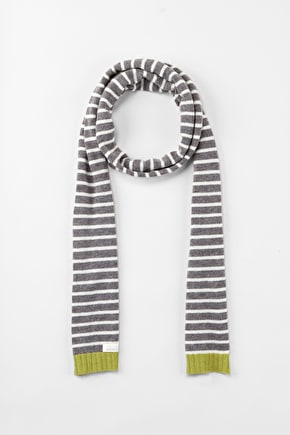 Sailor Scarf | Merino Cashmere Breton stripes | Seasalt