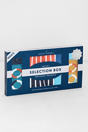 Men's Selection Box of Socks