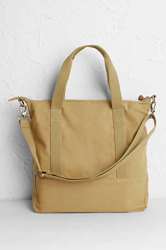 Idless Bag - Canvas shopping carryall bag - Seasalt Cornwall