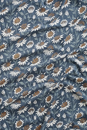 Printed Jersey Fabric - Seasalt Cornwall