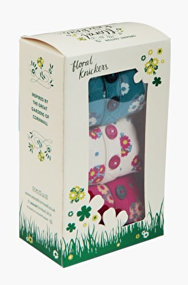 Floral Knickers Gift Box O'3