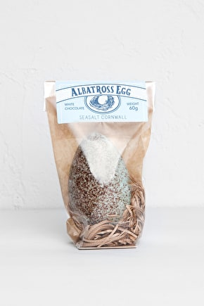 Albatross Chocolate Easter Egg - Seasalt
