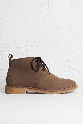 Rocky Shore Boot, Classic Suede Desert Boot