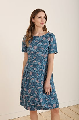 Poppy Field Dress