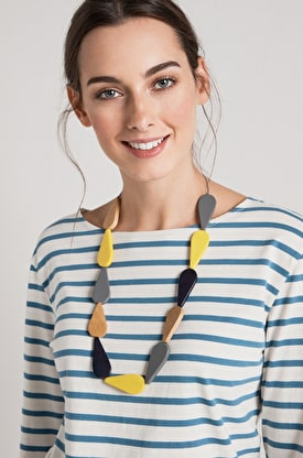 Paint Drips Necklace
