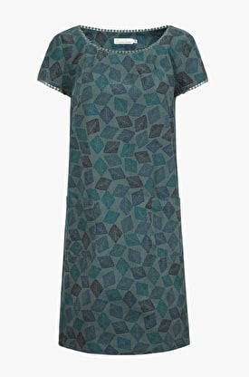 Tin Works Dress