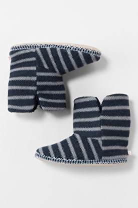 Unisex Log Cabin Slipper Boots