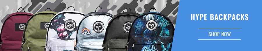 Hype Backpacks