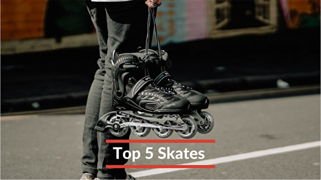 SkateHut's Top 5 Skates Picks!