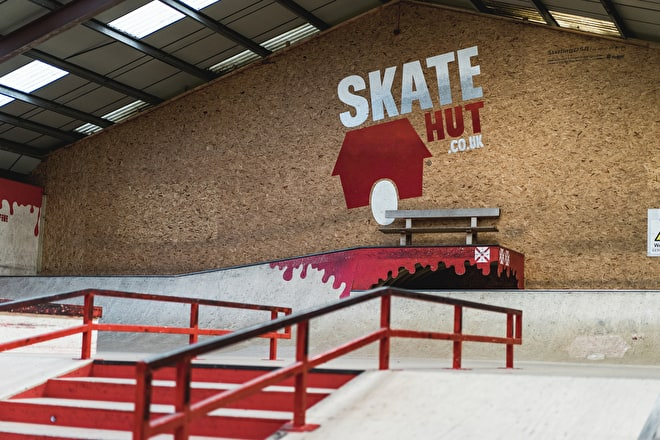 UK Indoor Skateparks