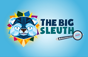 The Big Sleuth - Roller Derby Style