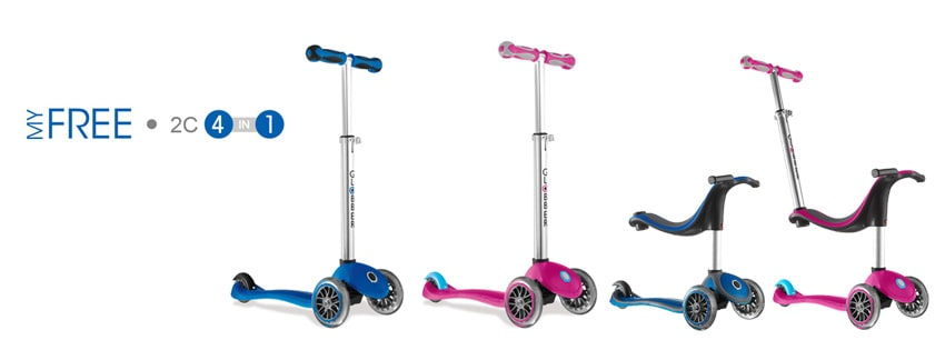 Globber Scooters- Big Fun for Little People