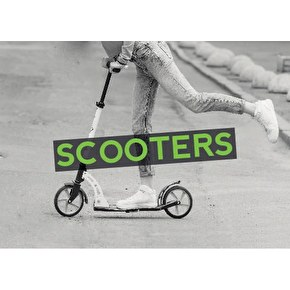 What's New: Scooters