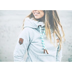Womens Hoodies & Crews