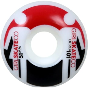 Girl Giant OG 101A Skateboard Wheels - 51mm