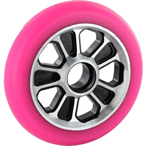 Root Industries Revolver Wheel Pink on Black - 110mm