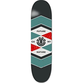 Element Bisect Skateboard Deck - 7.6