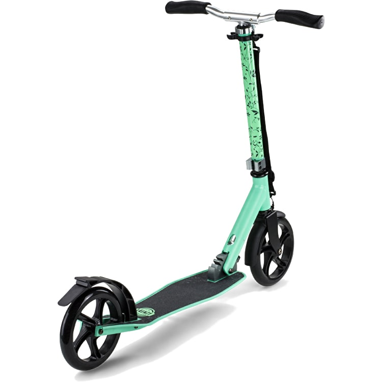 Frenzy 205mm Folding Commuter Scooter - Teal