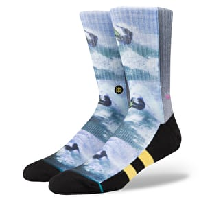 Stance Ross Socks - Yellow