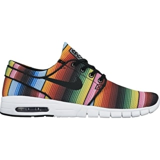 Nike SB Janoski Max PRM Shoes - Tide Pool/Black
