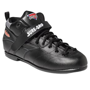 Sure-Grip Rebel Quad Roller Derby Boot Only