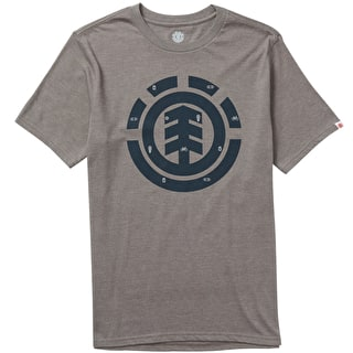 Element In A Day T-Shirt - Grey Heather