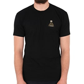 Theories Ostrich Effect T Shirt - Black