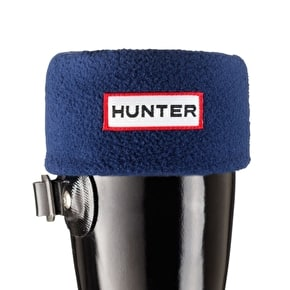 Hunter Kids Wellington Boots Socks - Navy