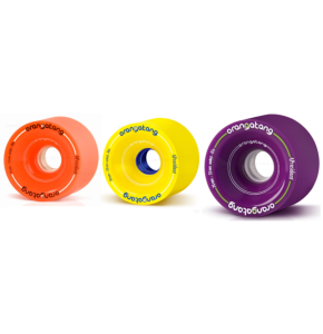 Orangatang 4President 70mm Wheels